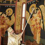 Alte 10 locuri sfinţite de Patriarh cu trafaletul în ultimii patru ani