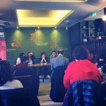 Festivalul Balkanik! 2015: câteva notiţe de la meet & greet