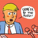 Învăţăturile lui Donald către musafirul său Liviu